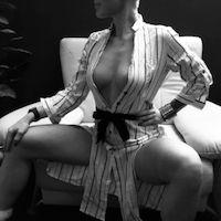 Lisa im Royal Massage Studio