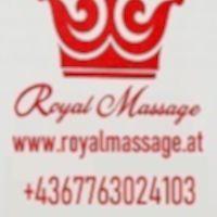 Laura im Royal Massage Studio