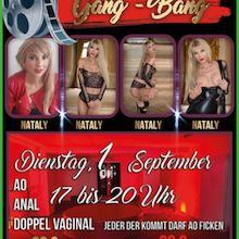 AO-Anal-Doppel-Vaginal mit Nataly